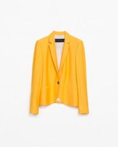 Zara Blazer €49.95