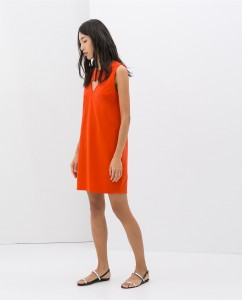 Zara dress €39.95
