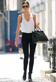Miranda can do no wrong, even when she's doing casual daytime!