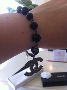 My Chanel bracelet - €200,  Brown Thomas